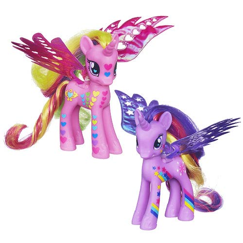 My Little Pony Friendship Is Magic Deluxe Pony Wave 1 Set