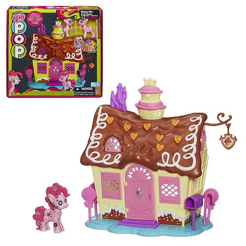 My Little Pony Pop Pinkie Pie Sweet Shop Playset