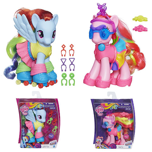 My Little Pony Fashion Accessory Ponies Wave 1