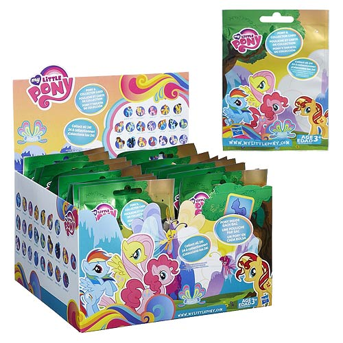 My Little Pony Blind Bags Wave 1 6-Pack