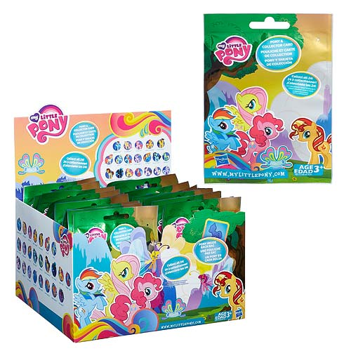 My Little Pony Blind Bags Wave 2 6-Pack
