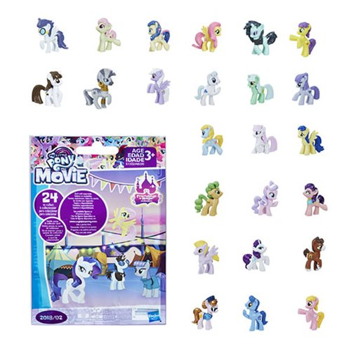 My Little Pony The Movie Blind Bag 2018 02 6-Pack