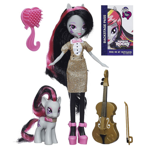 My Little Pony Octavia Melody Doll with Pony