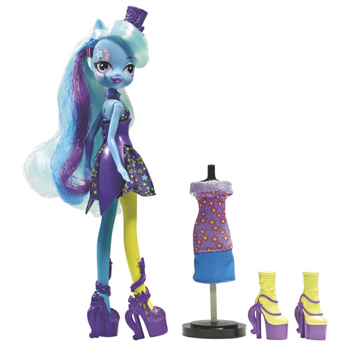 My Little Pony Equestria Girls Rainbow Rocks Trixie Lulamoon