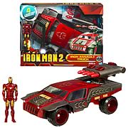 Iron Man 2 Iron Assault Truck Vehicle with Figure