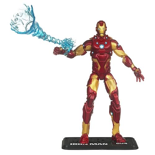 Marvel Universe Iron Man Action Figure