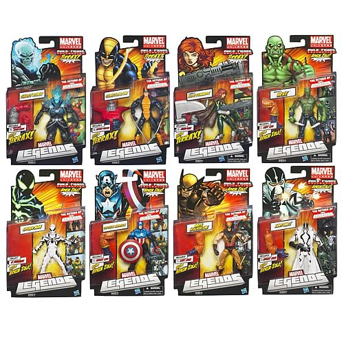 Marvel Legends Action Figures 2012 Wave 2 Revision 1