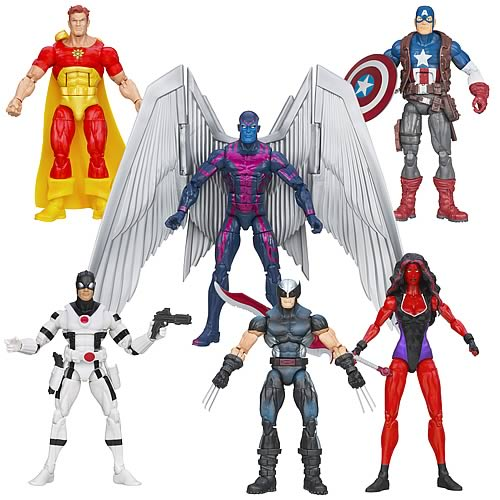 Marvel Legends Action Figures Wave 4
