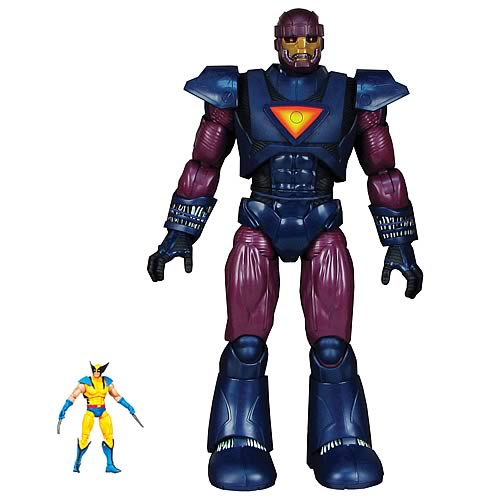 Marvel Universe Sentinel X-Men Variant Action Figure
