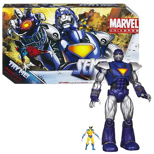 Marvel Universe Masterworks Sentinel X-Men Action Figure