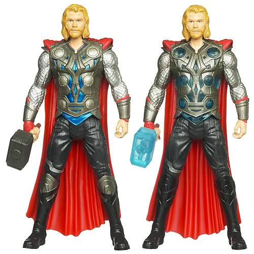 Thor Movie 8-Inch Action Figures Wave 1 Set