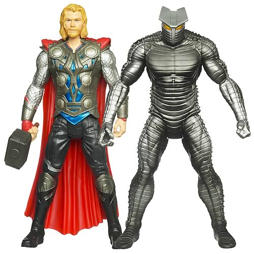 Thor Movie 8-Inch Action Figures Wave 2