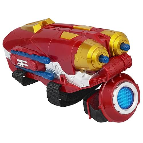 Avengers Movie Iron Man Tri-power Repulsor Blaster