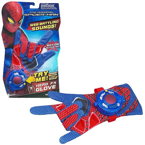 Amazing Spider-Man Hero FX Glove