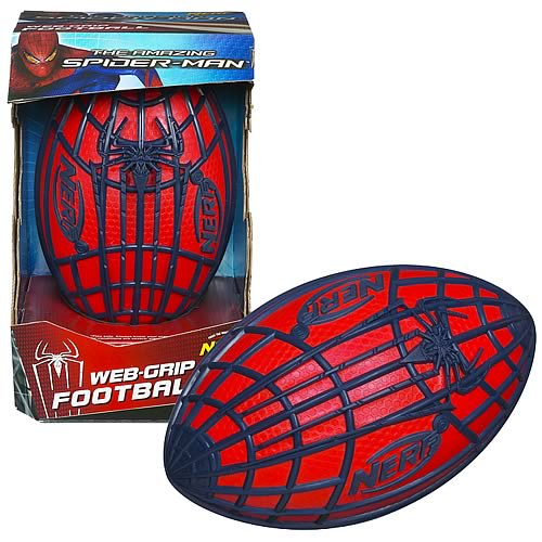 Amazing Spider-Man Web Grip Football
