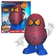Spider-Man Mr. Potato Head Spider-Spud