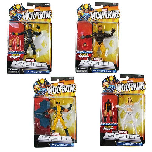 Wolverine Legends Previews Exclusive 6-Inch Figure Case