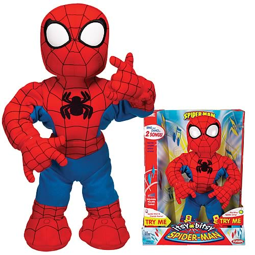 Spider-Man & Friends Itsy Bitsy Spider-Man