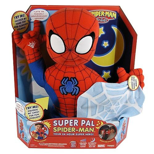 Day & Night Spider-Man Plush
