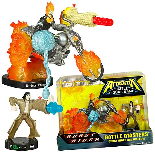 Ghost Rider Attacktix Set