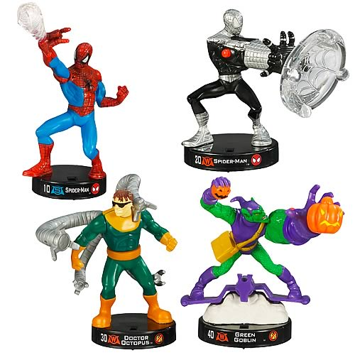 Spider-Man Origins Attacktix Starter Set