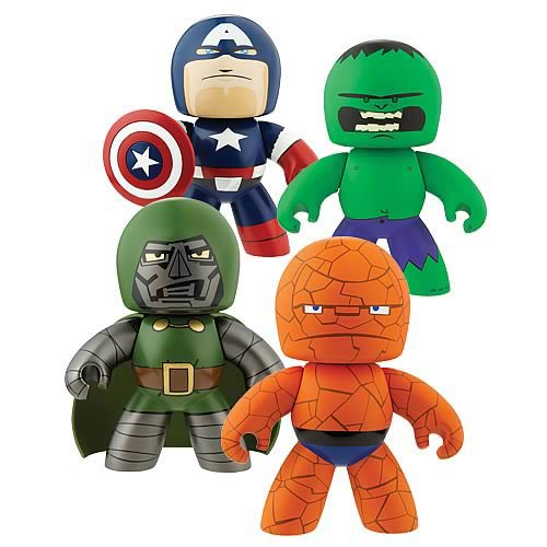 Marvel Mighty Muggs Vinyl Figures Wave 2