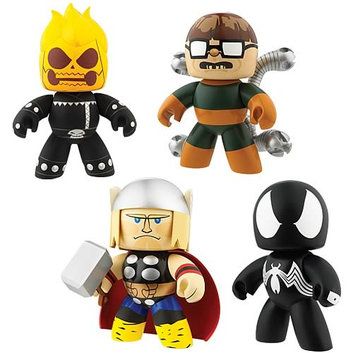 Marvel Mighty Muggs Vinyl Figures Wave 3