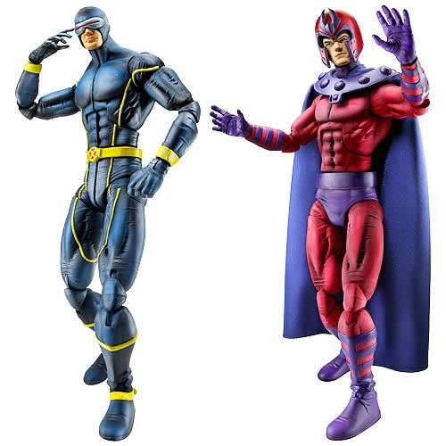 Marvel Legends Icons Action Figures Wave 4 Set