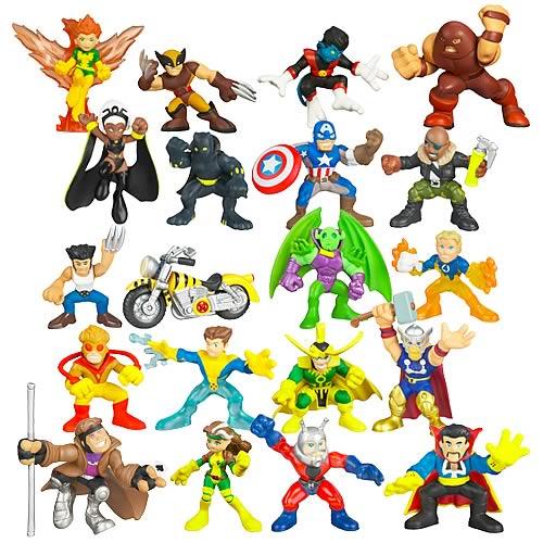 Marvel Heroes Superhero Squad Wave 5
