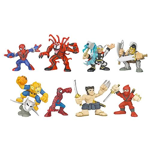 Marvel Heroes Superhero Squad Wave 8
