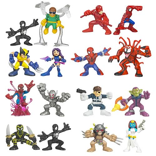 Marvel Heroes Superhero Squad Wave 10
