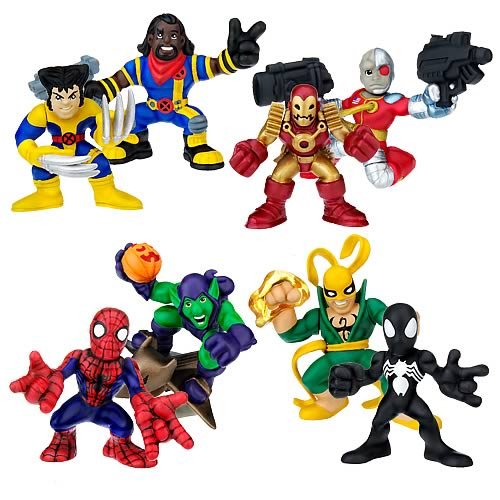 Marvel Heroes Superhero Squad Wave 14