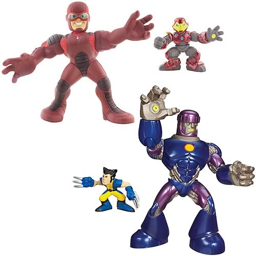 Marvel Heroes Superhero Squad Mega Pack Wave 3