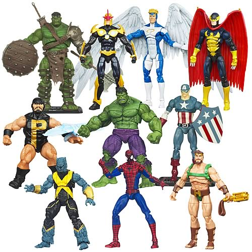 Marvel Universe Action Figures Wave 21