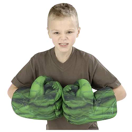 Incredible Hulk Smash Hands