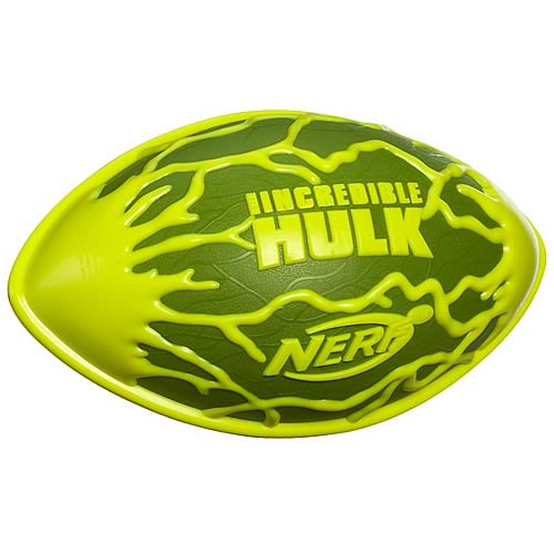 Incredible Hulk NERF Weather Blitz Football
