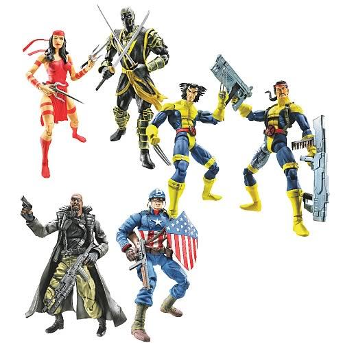 Marvel Legends Action Figure 2-Packs Wave 1