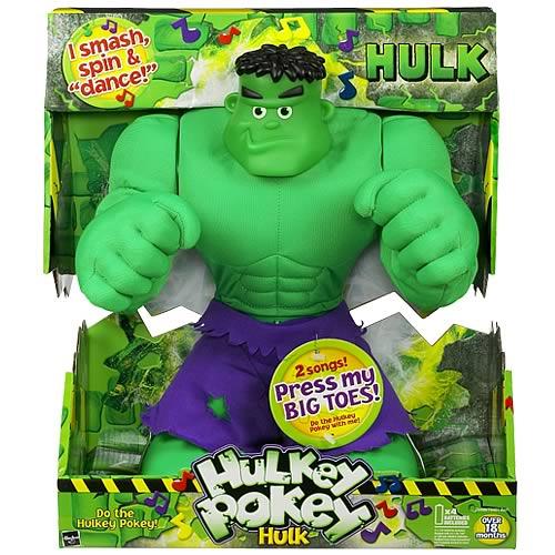 Hulkey Pokey Hulk