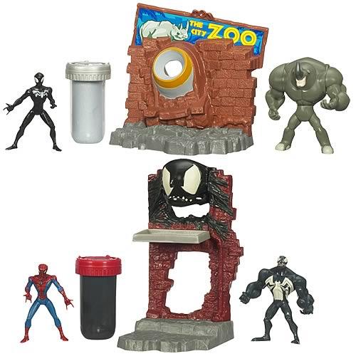 Spectacular Spider Man Venom Toy Spectacular Spider Man Oscorp