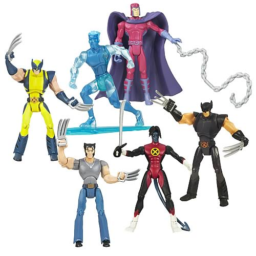 Wolverine Animated Action Figures Wave 2