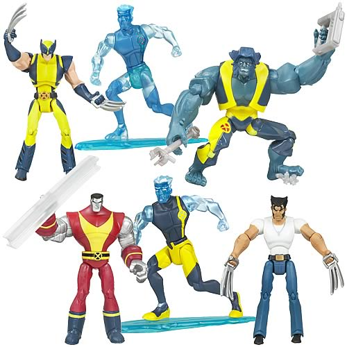 Wolverine Animated Action Figures Wave 4
