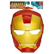 Iron Man Hero Mask