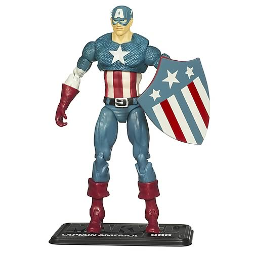 Marvel Universe Original Captain America Action Figure