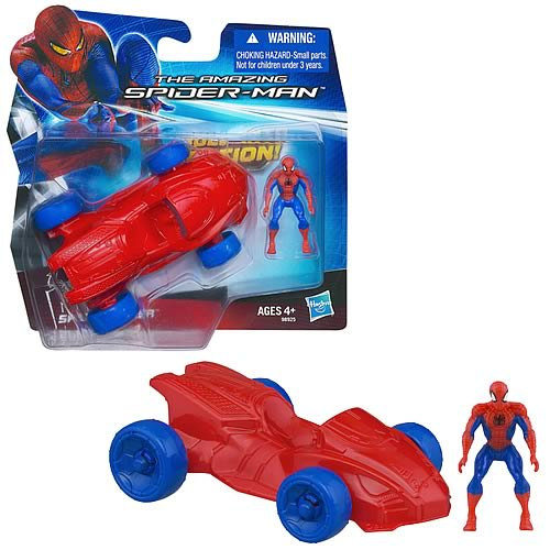 Amazing Spider-Man Spider Racer Vehicle and Mini-Figure