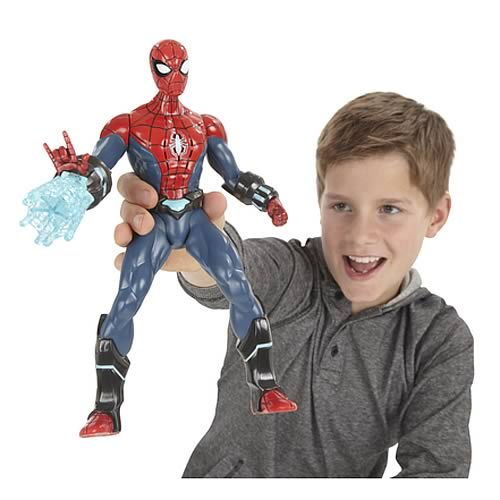 Spider-Man Electro-Webs Action Figure