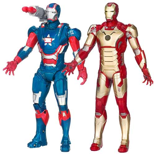 Iron Man 3 ARC Strike Action Figures Wave 1 Case