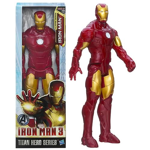 Iron Man 3 Titan Heroes 12-Inch Action Figure