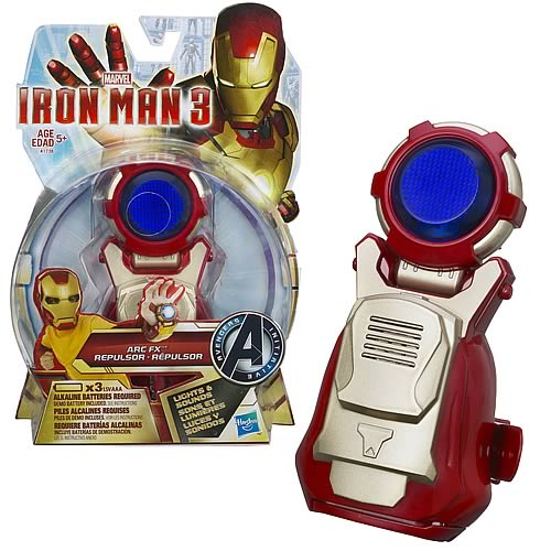 Iron Man 3 Arc FX Repulsor