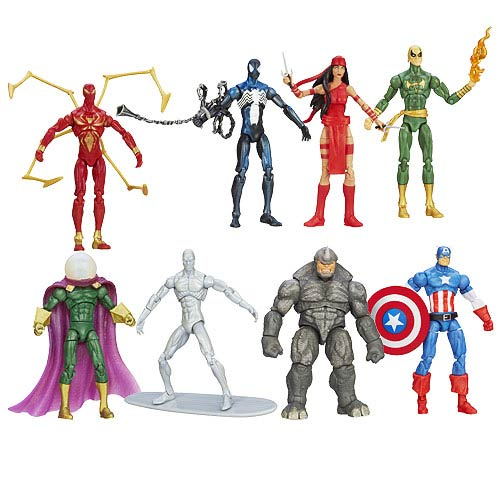 Marvel Universe 2013 Action Figures Wave 1