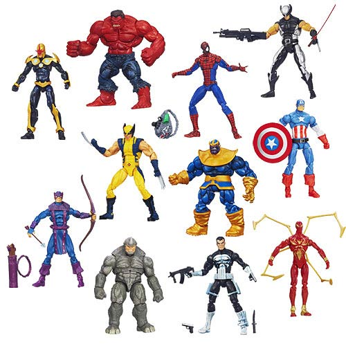 Marvel Universe 2013 Action Figures Wave 2